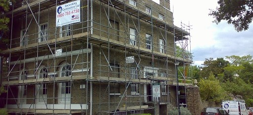 exterior painting blackheath